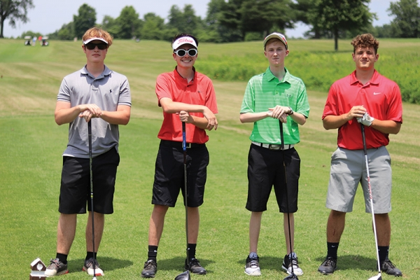 Birdies for Backpacks Golf Scramble
