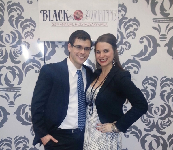 Black and White Holy Rosary 23rd Annual Gala
